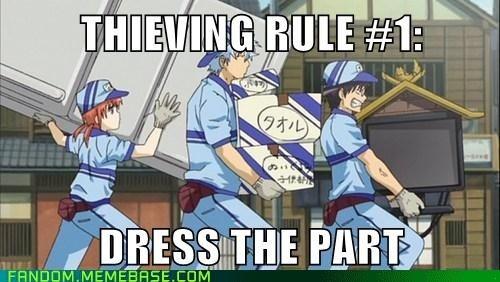Rule #2: Act Like You Belong