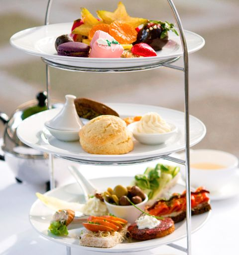 Best Spots for Afternoon Tea in Vancouver: Afternoon Tea at The Urban Tea Merchant