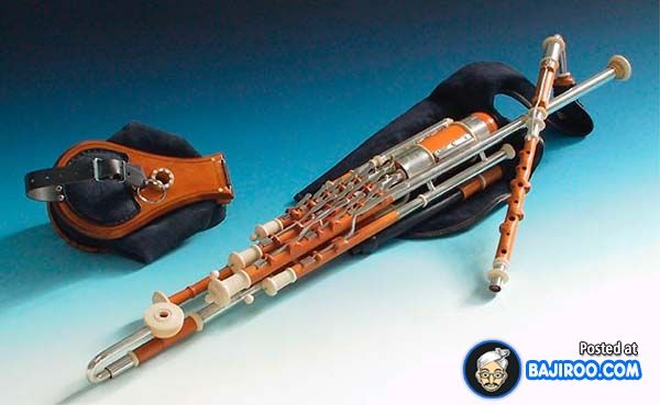 Learn uilleann bagpipes history