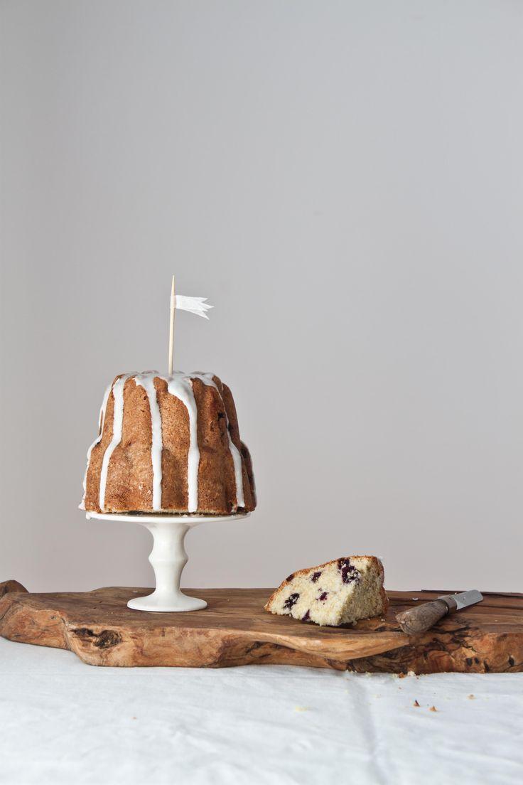 Carla´s Blueberry Cake | Little Upside Down Cake