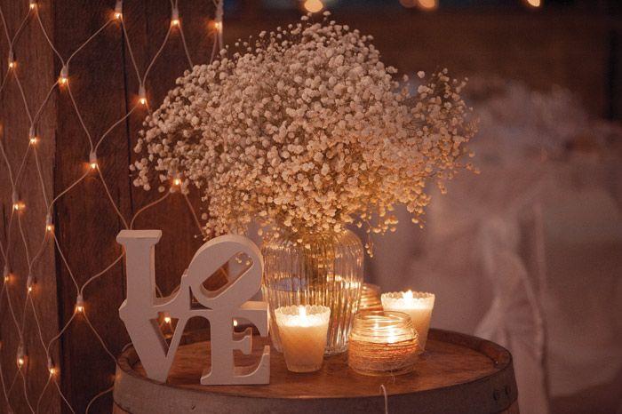 A romantic rustic wedding theme - Modern Wedding