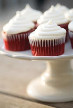 #SweetLife #RedVelvet #Cupcake #FoodAffair