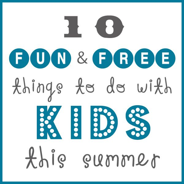 540 best Fun Activities for Kids images on Pinterest | Fun ...