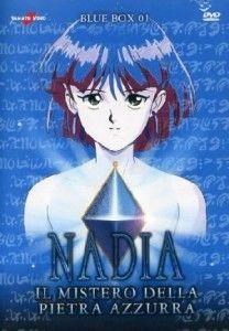 """Recensione di """"Nadia - il Mistero della Pietra Azzurra"""" rivisto 25 anni dopo la sua prima apparizione in TV."""