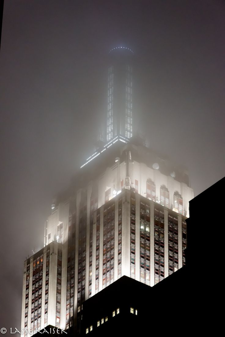 Empire State Building - null