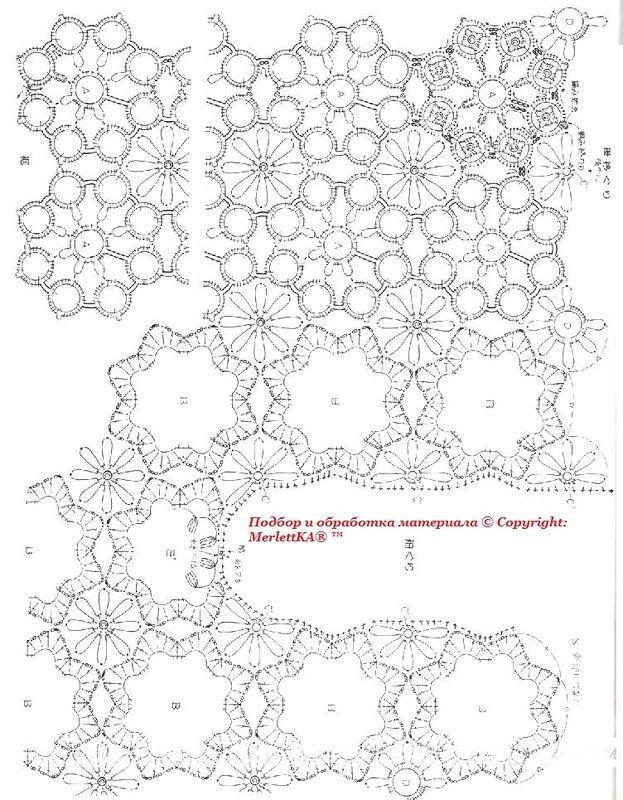 Вязание крючком - летние пуловеры. Обсуждение на LiveInternet - Российский Сервис Онлайн-Дневников