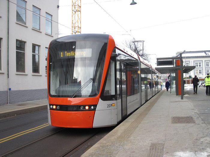 #Stadler suministrará ocho tranvías adicionales a la ciudad noruega de Bergen #railway