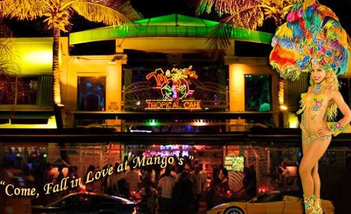 Mango Bar Miami South Beach