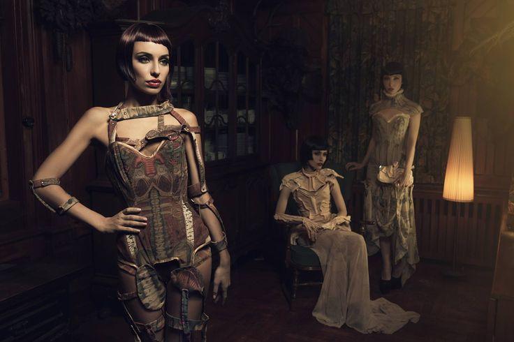 Dennis Ostermann - In Strict Confidence - Kseniya Arhangelova