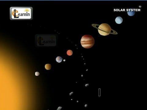Solar System - Elementary Science