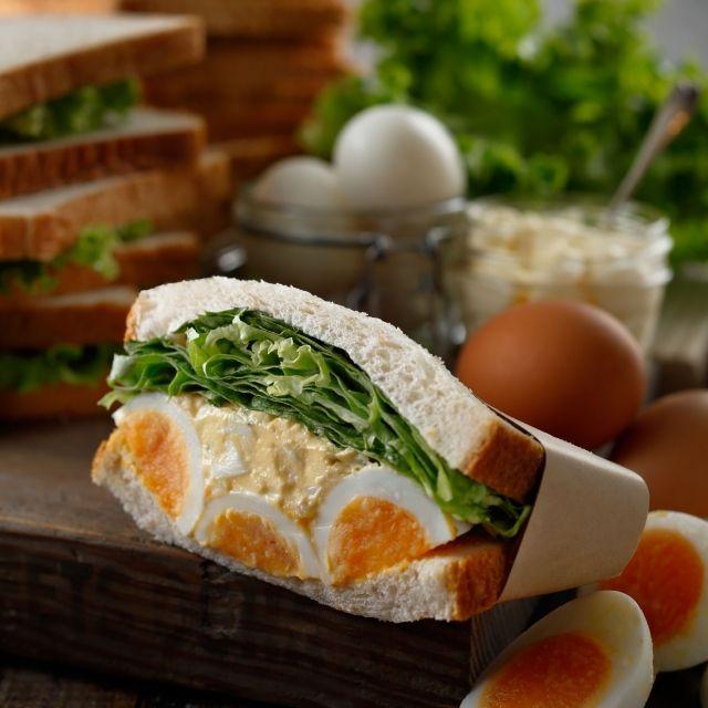 エッグサンドイッチ|スターバックス コーヒー ジャパン