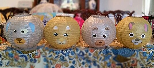 Paper Lanterns Dollar Tree Adorable 73 Best My Masterpieces Images On Pinterest  Annie Sloan Dark Wax Inspiration Design