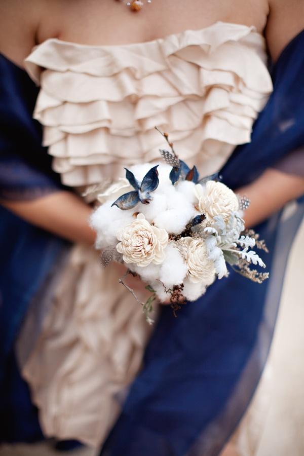 "Texas Ranch Wedding ""blomster"""
