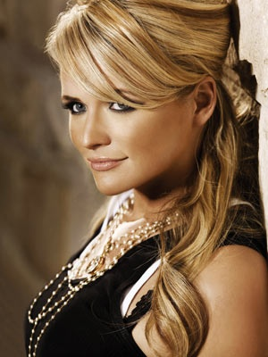 Miranda Lambert....she is not alternative but she does have this punk rock attitude that I love!  I wish more rock women were like her!