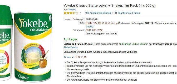 Yokebe Erfahrungsberichte - abnehmen mit Yokebe Classic Diät. http://schlankr-erfahrungen.weilburg-online.de/yokebe-erfahrungen-erfahrungsberichte/