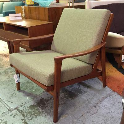 Parker Armchair