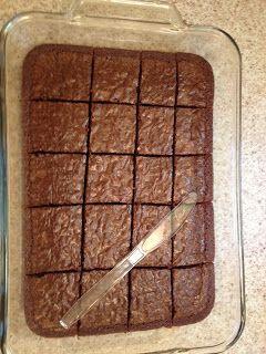 How to get Clean Cut Brownies