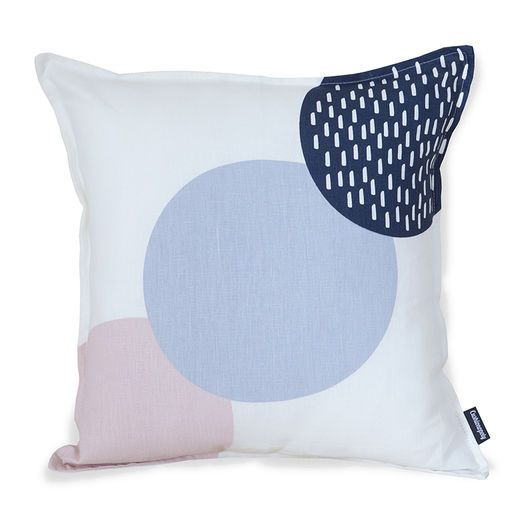 Nordic Winter Scandy Candy Cushion