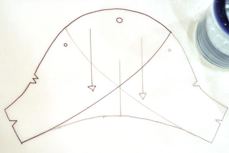Petal sleeve tutorial.