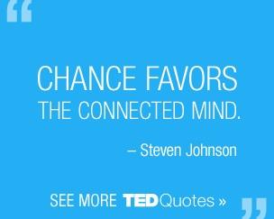 From Steven Johnson's TED talk