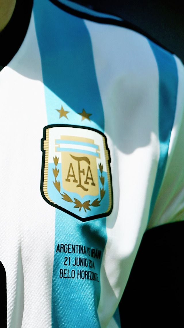 Argentina Nt Logo Wallpapers For Anon Argentina Logo Argentina Messi