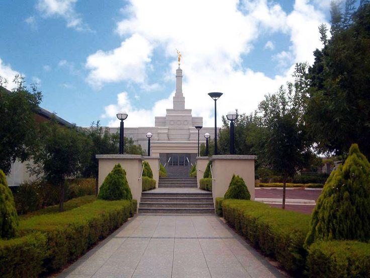 Perth Australia LDS Temple Perth