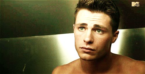 The 26 Hottest Shirtless Gifs Of Colton Haynes - thebacklot.com, Page 4