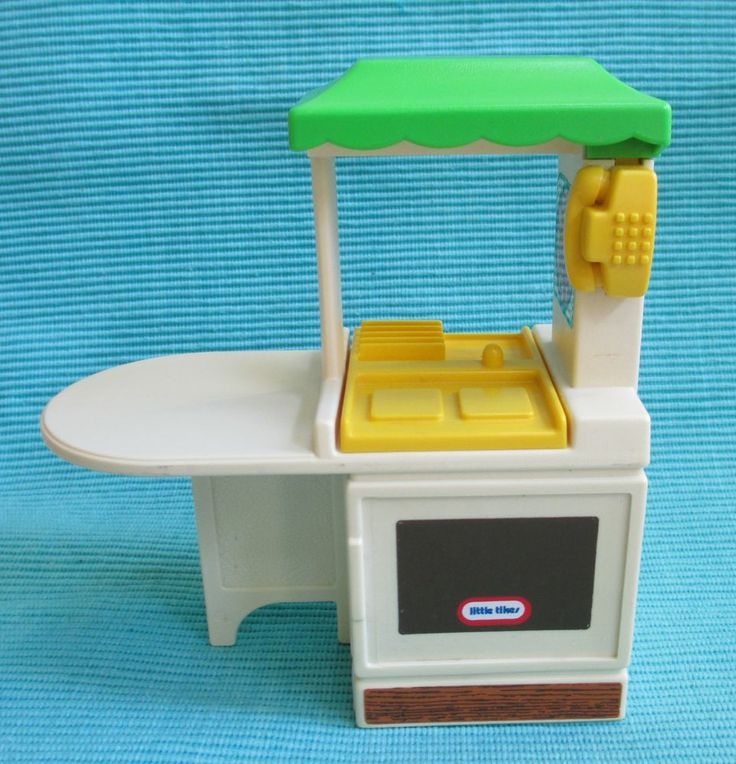 Fisher Price Play Kitchen: 10 Best Images About Play Kitchens New And Vintage On