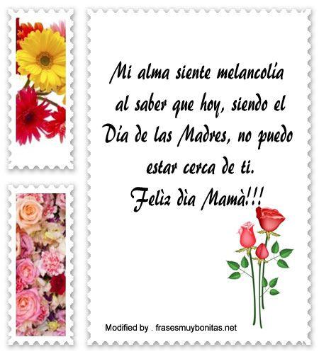 mensajes de texto para el dia de la Madre,palabras para el dia de la Madre,saludos para el dia de la Madre: http://www.frasesmuybonitas.net/dia-de-la-madre-para-mama-fallecida/