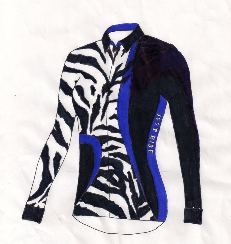 Animal prints are the rage on fashion runways this season. As athletes we deserve to be fashionable and comfortable, We created this to stay on trend, the pattern is very slimming. This Zebra print paired with the cobalt blue is stunning, what other colours do you like? This is not available yet, Summer 2015