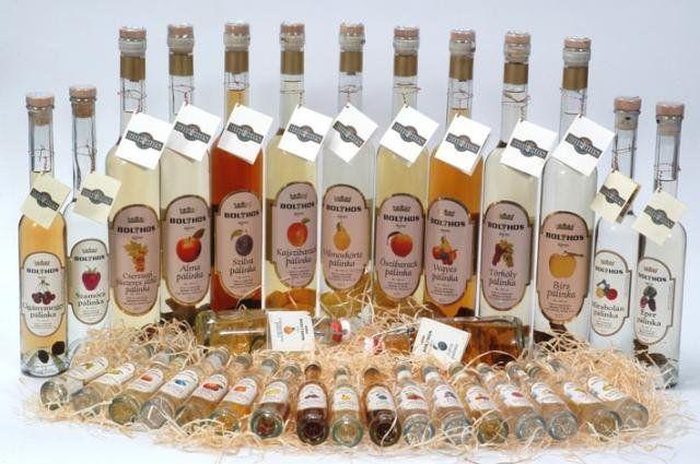 PALINKA - original Hungarian spirits