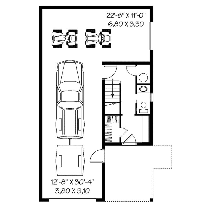 Garage Apartment Floor Plans Do Yourself die besten 10+ garage apartment floor plans ideen auf pinterest
