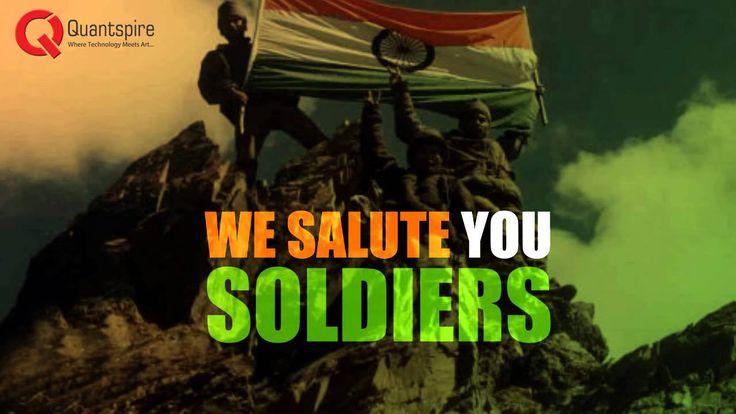 Remembering the #unforgettable Heroes of the Kargil war on #KargilVijayDiwas #KargilWar #tribute #IndianArmy #Salute