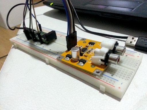 blog de avelino herrera morales - Salida de audio de alta calidad con la placa Teensy: Uso de un DAC de alta fidelidad con el protocolo I2S.
