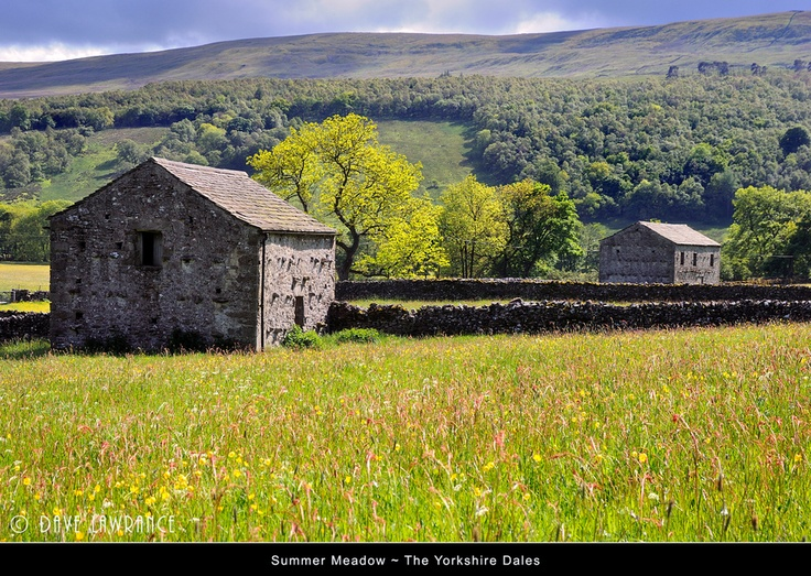 Taken between Buckden and Hubberholme, Wharfedale, in the Yorkshire Dales National Park.