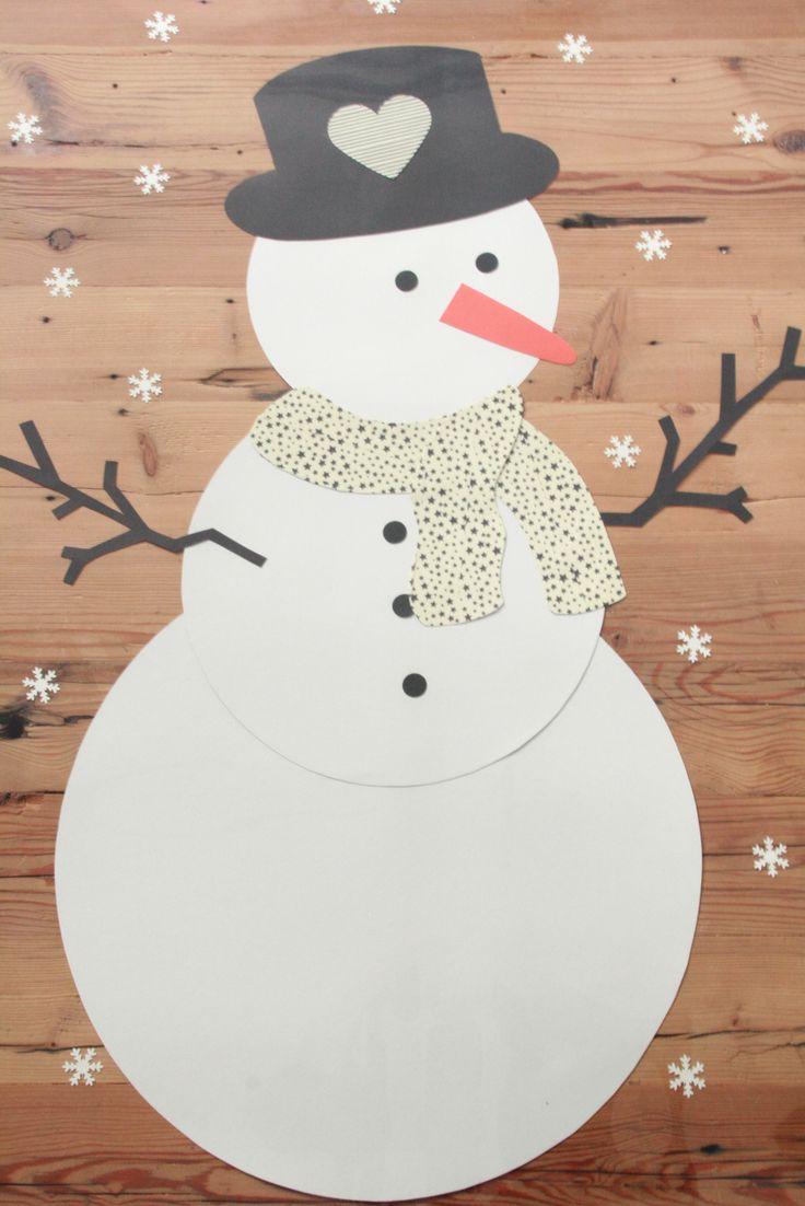 Let it snow, let it snow, let it snow.... onder je Tafelziel. www.tafelziel.nl