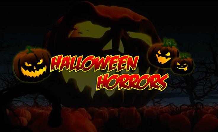 Cadılar Bayramını eğlenceli oyunu oynayarak kutlamaya ne dersiniz?  Halloween Horrors, 1x2 Gaming firmasından gelen 5 çarklı ve 25 ödeme çizgili korku temalı slot oyunudur. Oyundaki semboller de Cadılar Bayramı ile ilgili; kara kediler, yarasalar, hayaletler. CasinoBedava Halloween Bayramınız kutlu olsun diyor!