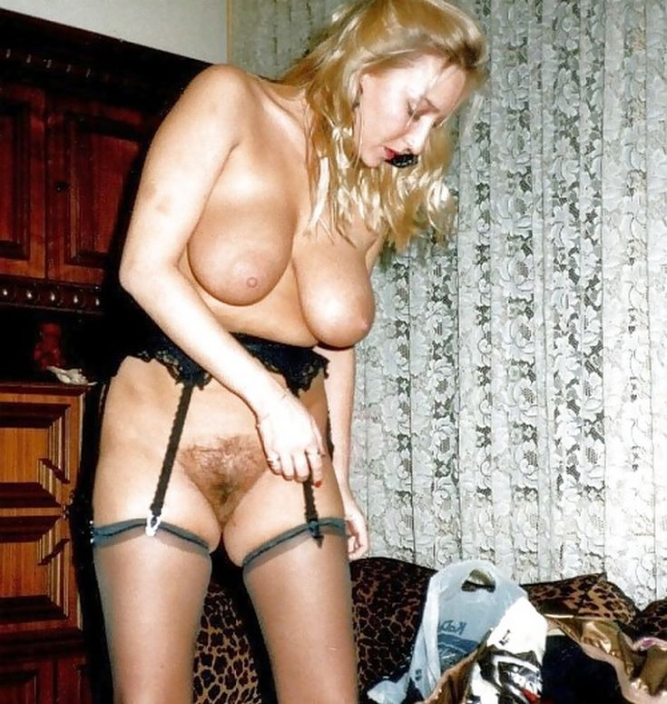mamie poilue escort gros seins