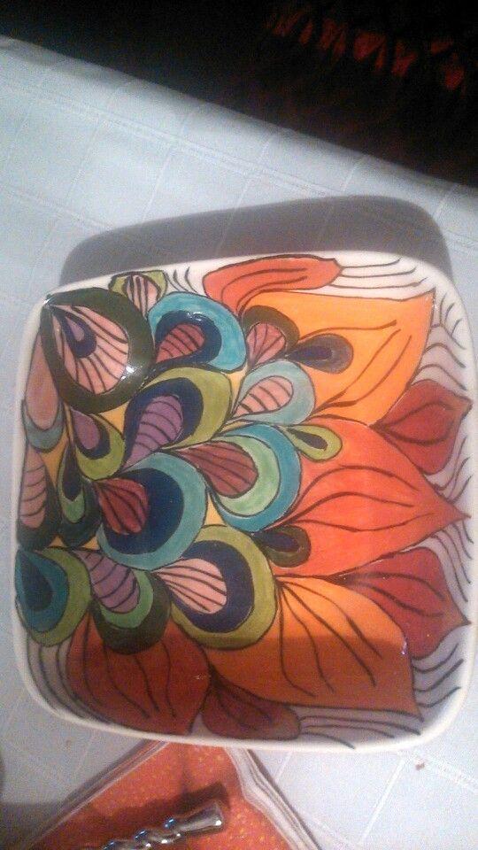 Colores  vibrantea