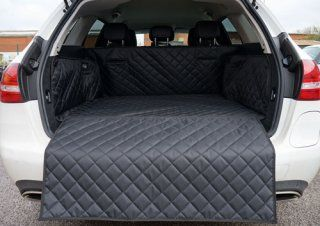 Mercedes C Class Estate C350e (PHEV) (2016-Present) Quilted Waterproof Boot Liner