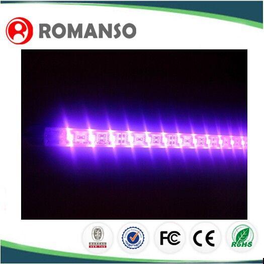 uv 400-405nm pure silver bars led light bar 365nm uv led curing system