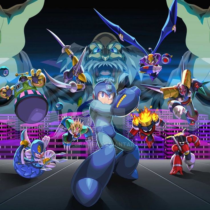 blog.us.playstation.com/2017/0… Neato! The artwork I did via UDON for the #megaman Legacy Collection 2 is a #PS4 theme with the preorder. Peep that link above for more info/images etc. #theC...
