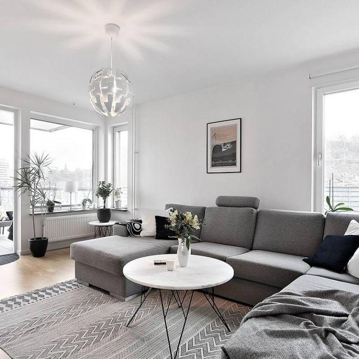 51 Scandinavian Stylish Living Room Decor Ideas Modern Apartment Living Room Minimalist Living Room Bright Living Room