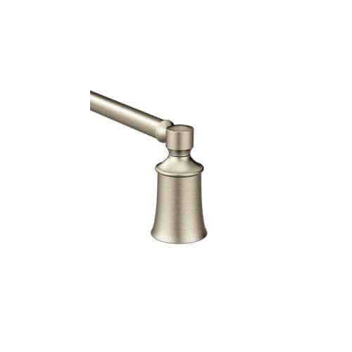 moen yb2118 dartmoor 18 towel bar nickel finish