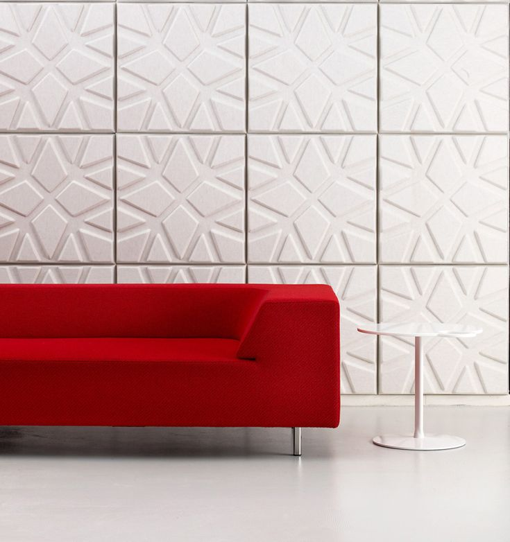 Soundwave Geo Acoustic Panel On Offecct