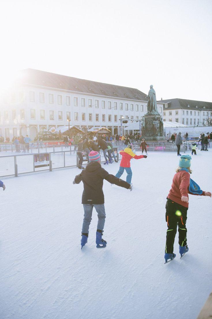 Karlsruhe Eislaufen
