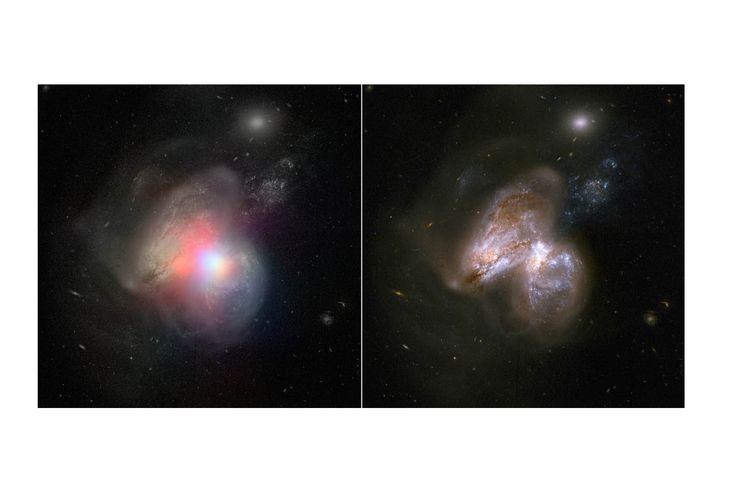 Csillapíthatatlan az étvágya / Unquenchable appetite Forrás/source: phys.org Szerző/creater: NASA / JPL-Caltech / GSFC