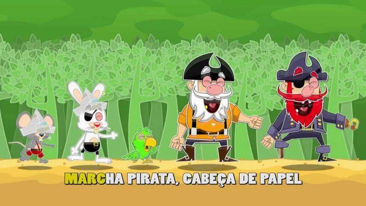 Marcha Soldado - Os Piratinhas