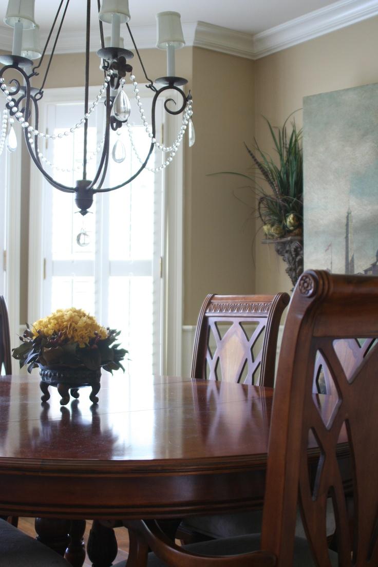 Wonderful Dining Room By Carol Raley Interiors