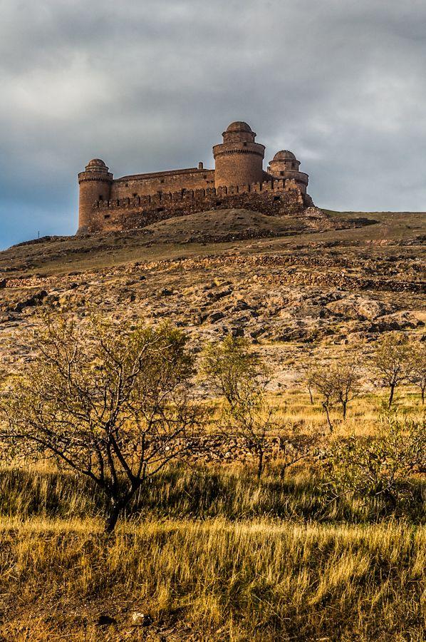 Castles of Spain - Castillo de la Calahorra by david ortega